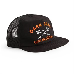 Dark Seas x Grundens Trucker Hat