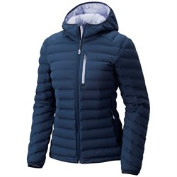 Mountain Hardwear StretchDown™ Hooded Jacket - Women's