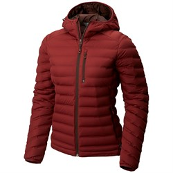 Mountain Hardwear StretchDown™ Hooded Jacket - Women's