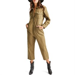 Brixton Melbourne Crop Coveralls - Women's