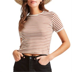 Brixton Raquel Ringer T-Shirt - Women's