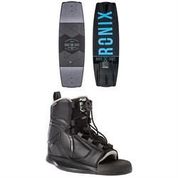 Ronix Vault Wakeboard ​+ Liquid Force Index Wake Bindings