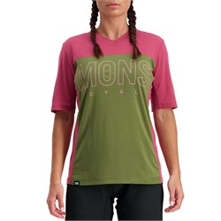 MONS ROYALE Phoenix Enduro VT Jersey - Women's
