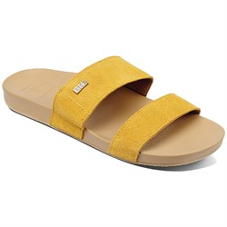 Reef Cushion Bounce Vista Suede Sandals - Women's