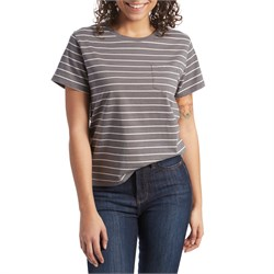 Mollusk Stripe Pocket T-Shirt - Women's