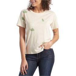 Mollusk Hemp Cactus Garden T-Shirt - Women's
