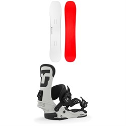 Korua Shapes Otto Snowboard ​+ Union Force Snowboard Bindings 2020
