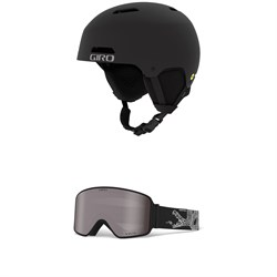 Giro Ledge MIPS Helmet ​+ Giro Method Goggles