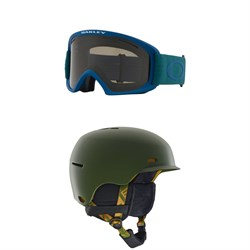 Oakley O2 XL Goggles ​+ Anon Highwire Helmet
