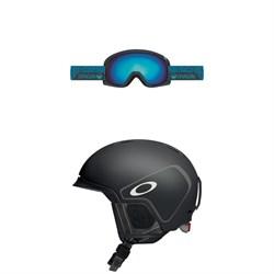 Dragon D3 Goggles + Oakley Mod 3 Helmet