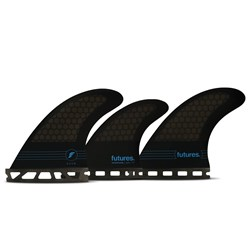 Futures F4 Honeycomb Small Five Fin Set
