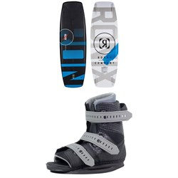 Ronix District Wakeboard ​+ Slingshot Option Bindings 2019