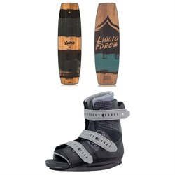 Liquid Force Verse Wakeboard ​+ Slingshot Option Bindings 2019