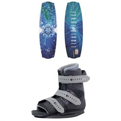 Liquid Force Trip Wakeboard ​+ Slingshot Option Bindings