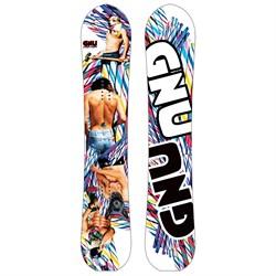 GNU Stunt Puppy C2E Snowboard - Blem - Women's