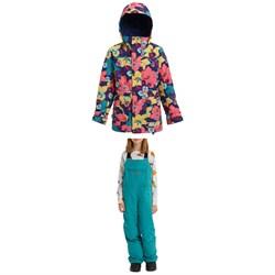 Burton Elstar Parka Jacket + Skylar Bibs - Kids'