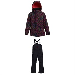 Burton Elodie Jacket + Skylar Bibs - Kids'