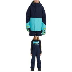 Burton GORE-TEX Stark Jacket + GORE-TEX Stark Bibs - Kids'