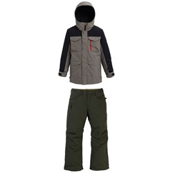 Burton Covert Jacket ​+ Burton Barnstorm Pants - Big Boys'
