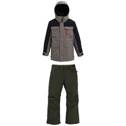 Burton Covert Jacket + Burton Barnstorm Pants - Big Boys'