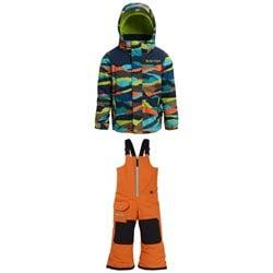 Burton Amped Jacket + Burton Maven Bibs - Little Kids'