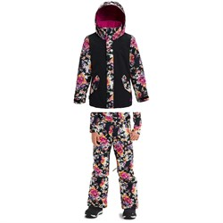 Burton Elodie Jacket ​+ Burton Elite Cargo Pants - Girls'