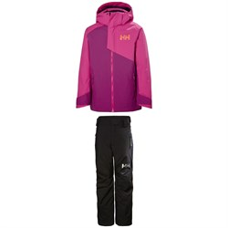 Helly Hansen Cascade Jacket ​+ Helly Hansen Legendary Pants - Big Kids'