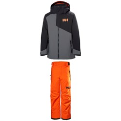 Helly Hansen Cascade Jacket' ​+ Helly Hansen Legendary Pants - Big Kids'