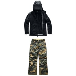 The North Face Vortex Triclimate Jacket + The North Face Freedom Insulated Pants - Boys'