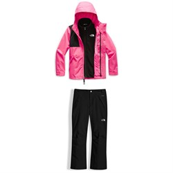 The North Face Mt. View Triclimate Jacket + The North Face Freedom Insulated Pants - Girls'