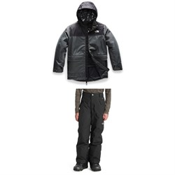 The North Face Freedom Jacket + The North Face Freedom Insulated Pants - Boys'