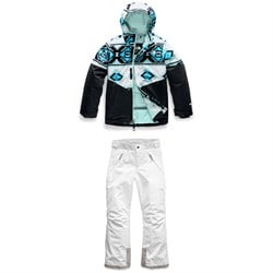 The North Face Brianna Jacket + The North Face Freedom Insulated Pants - Girls'