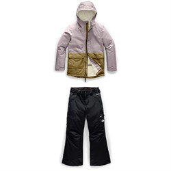 The North Face Fresh Pow Insulated GORE-TEX Jacket ​+ The North Face Fresh Tracks GORE-TEX Pants - Girls'