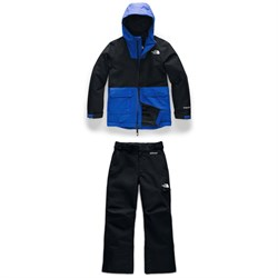 The North Face Fresh Pow Insulated GORE-TEX Jacket + The North Face Fresh Tracks GORE-TEX Pants - Boys'