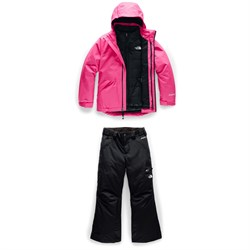 The North Face Fresh Tracks Triclimate GORE-TEX Jacket ​+ The North Face Fresh Tracks GORE-TEX Pants - Girls'