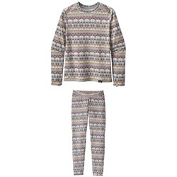 Patagonia Capilene® Crew Top  ​+ Pants - Big Girls'