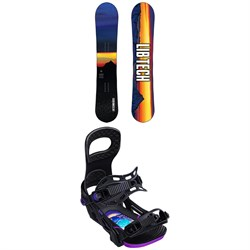 Lib Tech Cortado C2 Snowboard ​+ Bent Metal Metta Snowboard Bindings - Women's