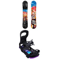 Lib Tech Glider BTX Snowboard ​+ Bent Metal Metta Snowboard Bindings - Women's 2020