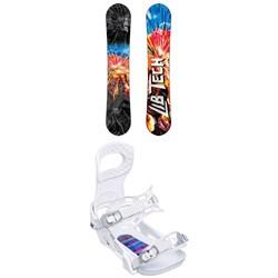 Lib Tech Glider BTX Snowboard + Bent Metal Metta Snowboard Bindings - Women's