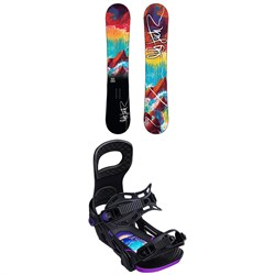 Lib Tech No. 43 HP C2X Snowboard ​+ Bent Metal Metta Snowboard Bindings - Women's 2020