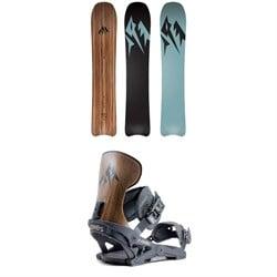 Jones Hovercraft Snowboard + Jones Apollo Snowboard Bindings 2020