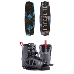Hyperlite State 2.0 Wakeboard ​+ Team OT Bindings 2019