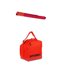 Atomic RS Double Ski Wheelie Bag ​+ Atomic Boot & Helmet Bag