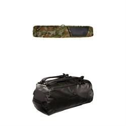 evo Roller Ski Bag + evo Deluxe 65L Duffel