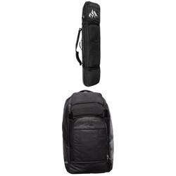 Jones Expedition Board Bag + evo Boot Pack