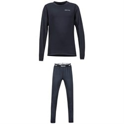 Marmot Midweight Harrier Crew ​+ Marmot Midweight Harrier Tights - Big Boys'