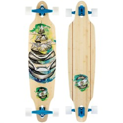 Sector 9 Droplet Lookout Longboard Complete