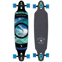 Sector 9 Mariner Maple Lookout Longboard Complete