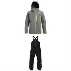Burton GORE-TEX 3L Frostner Jacket + Bibs