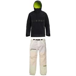 Burton Frostner Jacket + Pants